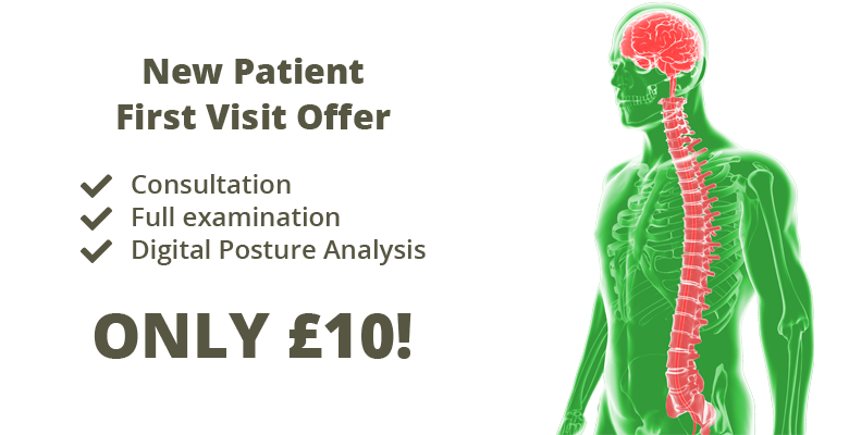 celebrate back care awareness week with our new patient offer